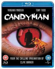 CANDYMAN [Blu-ray] 1992 Clive Barker Rare Horror Movie Virginia Madsen Tony Todd