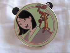 Disney Trading Pin 90185: Disney's Best Friends - Mystery Pack - Mulan and Mushu