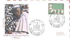 Italia 1982 Jan Paweł II papież John Paul pope papa (82/4+4a)