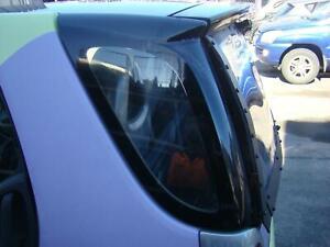 SMART FORTWO LEFT REAR SIDE GLASS, W450 06/03-11/07