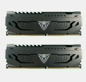 Patriot Viper Steel Series DDR4 16GB (2 x 8GB) 3600MHz Kit