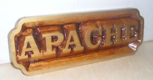 Personalized WOOD Horse Stall Name V-carved.Brass lettering Engraved sign,gift.
