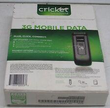 SEALED NEW ZTE AC3781 Cricket Mobile 3G Data Portable Wireless USB Modem PC/Mac