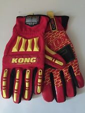 NEW Ironclad KONG Rigger Grip Cut 5 Gloves, XXXL