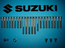 Suzuki GT200X5 GT 200 X5 200cc Allen Inoxydable Set De Vis Moteur
