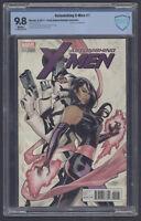 Astonishing X-Men #1 CBCS (Not CGC) 9.8 Dodson Retailer Variant Marvel Comics