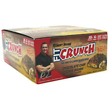 Fit Cruch Bar Chocolate Chip Cookie Dough 12/88 gms