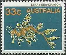 Timbre Poissons Australie 899 ** lot 20218