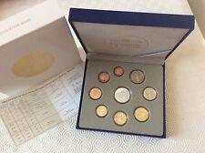 Coffret France 2012 - 8 pièces de 1 cent. à 2 € + 10 € en argent Hercule proof