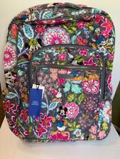 Vera Bradley Disney Parks 2019 Mickey & Minnie Mouse Paisley Campus Backpack