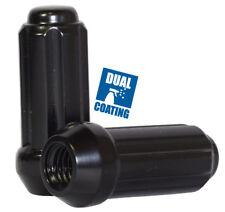 Wheel Lug Nut-Spline Lug Nut Truck 6 Sided 14mm 2.00 Black 631173BLK