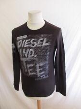 T-shirt Diesel Marron Taille 14 ans à - 54%