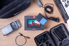 BUNDLED Atomos Ninja V Monitor/Recorder + 1TB SanDisk SSD + InFocus Case + More!