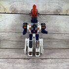 Transformers Cybertron Defense Red Alert Figure Ultra Class 2005 Incomplete
