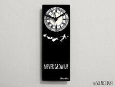 Peter Pan - Never grow up - Big Ben Wall Clock