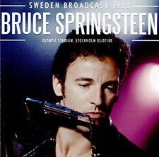Bruce Springsteen - Sweden Broadcast 1988 [CD]