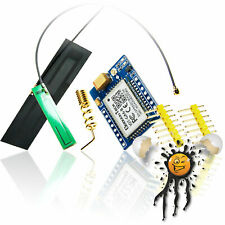 AI Thinker A6 GA6 Mini GSM GPRS quad band Board I-PEX Antenne 3-8dbi Set Arduino