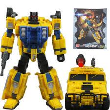 Transformers Combiner Wars IDW Swindle Machine Boy Foxhound Action Figure KO Toy