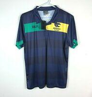 Athletics Australia BLK Rare NFS Polo Shirt NWT Size Men's 5XL