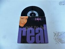 "ERIK - Got To Be Real - 1994 UK PWL UK 2-track 7"" vinyl single"