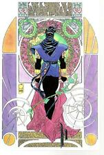 Valiant Postcard #2 Ninjak #1Joe Quesada 1993 Promo Card  B