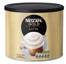 1 Large Tin of Nescafe Gold Latte Instant Coffee 1kg © CAT1044