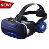 VR 3D Display Virtual Reality Quest Headset Earphone Gear Foam Helmet Glasses