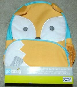 ~NWT ON THE GOLD BUG Fox Harness Backpack!! Super Cute FS:)~