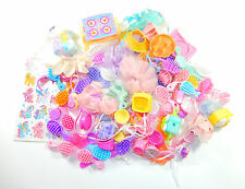 160 My Little Pony ~*G3 Huge Accessory Lot Balloon Clothes Brushes STUNNING!*~