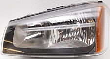 OEM Chevrolet Avalanche Silverado 1500 2500 3500 Left Driver Side Headlamp