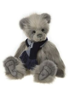 COLLECTABLE CHARLIE BEAR 2020 PLUSH COLLECTION - CLARK- A GORGEOUS GENTLE PANDA