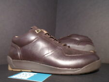 2006 SEAN JOHN THE ELITE CASUAL SHOES BROWN GUM F001 NEW 10