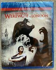 An American Werewolf In London (Blu-Ray Restored) new, sealed