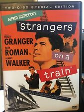 Strangers on a Train (Dvd, 2-Disc Special Edition Set) - Oop- Alfred Hitchcock