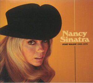 SINATRA, Nancy - Start Walkin': 1965-1976 - CD (CD + 40 page booklet)