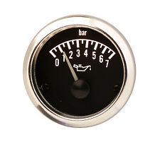 ATIWE Zusatz Instrument Öldruck Anzeige Öldruckanzeige