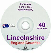 Family History Tree Genealogy Lincolnshire