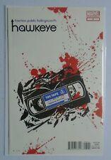 "Hawkeye (4th Series) #5A, 8.5/VF+ (1st Print) (2013) ""The Tape"""
