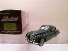 GEMS&COBWEBS No.GC21 JAGUAR  XK150 COUPE 1958 COLOUR BRG + BOX SCALE 1:43