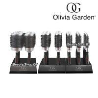 Round thermal brush Olivia Garden Pro Thermal Ø12-83 mm