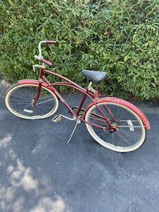 Rare Vintage Grand Trophy Western Flyer Cruiser Bike Bicycle Men's 26 In. wheels