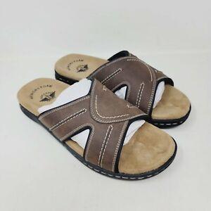 Dockers Mens Sunland Sandals Casual Comfort Outdoor Slip-on Slide Adjustable 9W