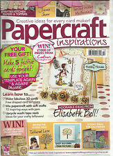 PAPER CRAFT INSPIRATIONS , OCTOBER, 2014 ( CREATIVE IDEAS FOR EVERY CARD MAKER