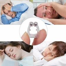 Stop Snoring Nose Clip, Soft Silicone Magnetic Nose Clip, Unisex Sleeping Aids