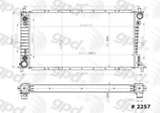 Radiator 2257C Global Parts Distributors
