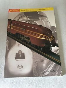 Hornby Model Railway Catalogue OO Gauge Edition 47 2001