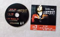 "CD AUDIO MUSIQUE / STEEVE ESTATOF ""GARDE-MOI"" 3T CD SINGLE 2004 CARDSLEEVE"