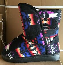 Native American Boot
