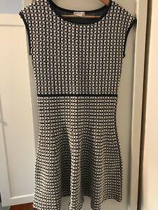 Monsoon Ladies heavy knit summer dress size 12