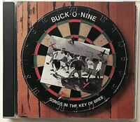 Buck-O-Nine - Songs in the Key of Bree CD 1997 Taang! Records TAANG! 126 VG